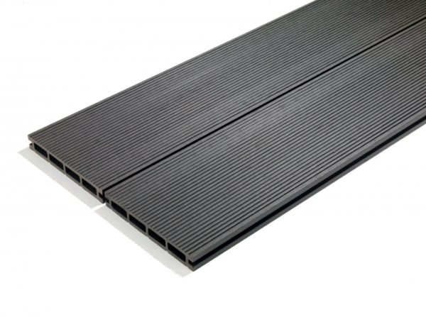 Granite Jet Composite Decking