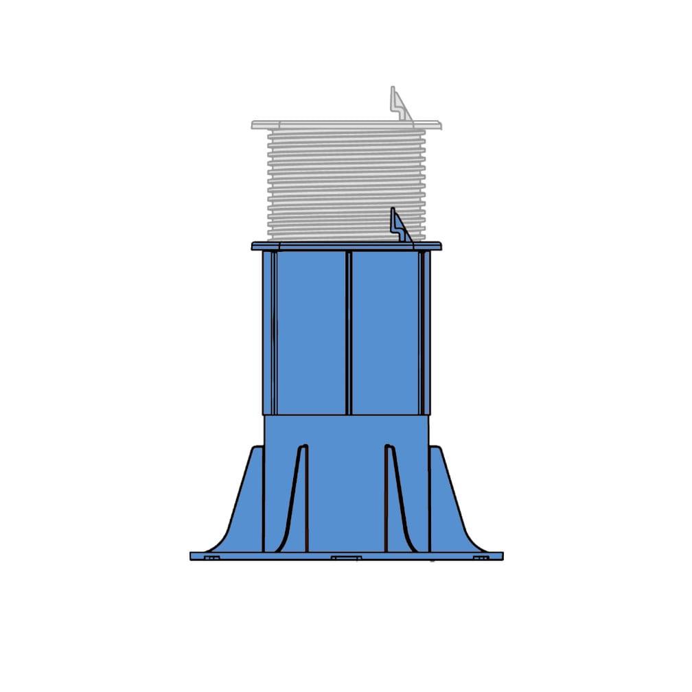 Pedestal_205-315mm