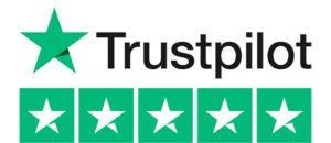 Trust Pilot - 5 Stars