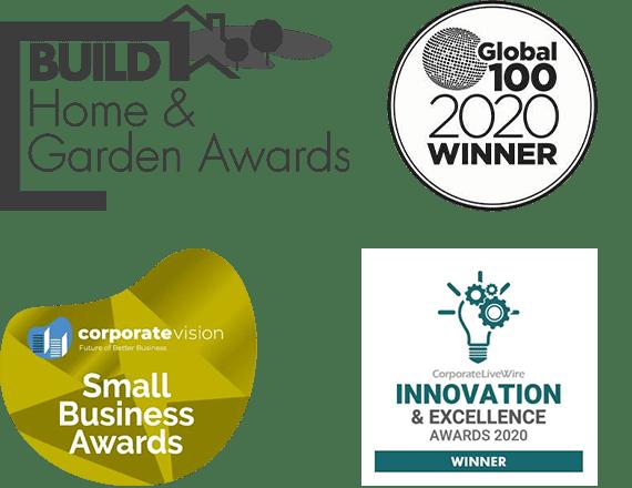 20/21 awards logos