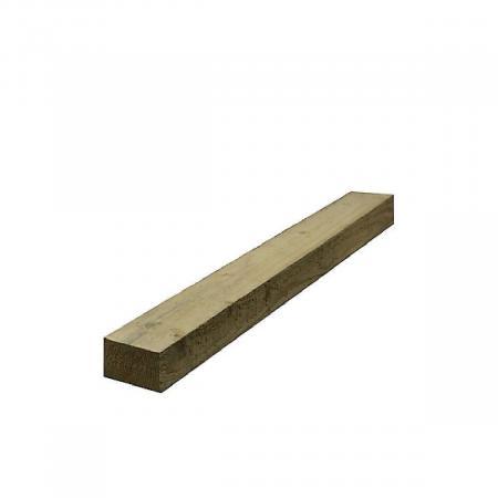 2.4 Metre Length Treated Timber